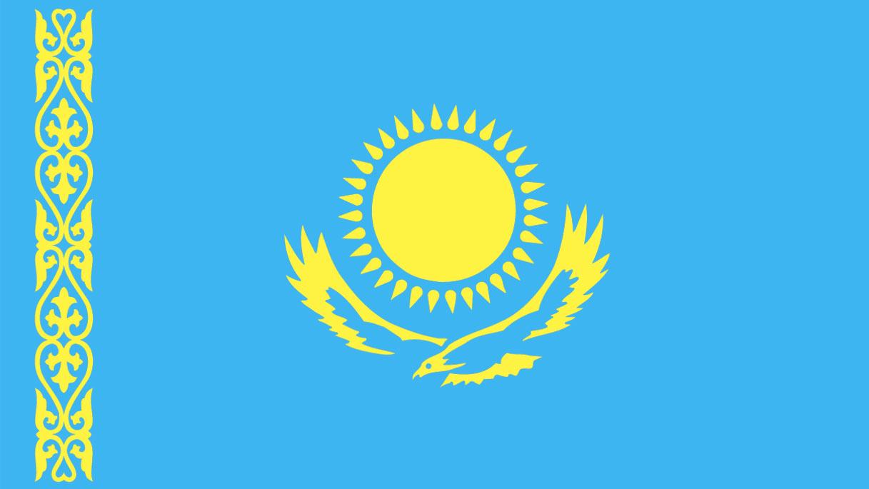 Флаг-Казахстана