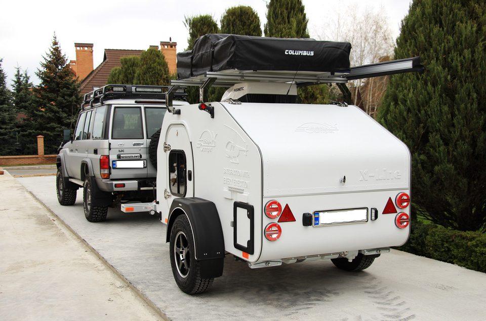 x-line camper